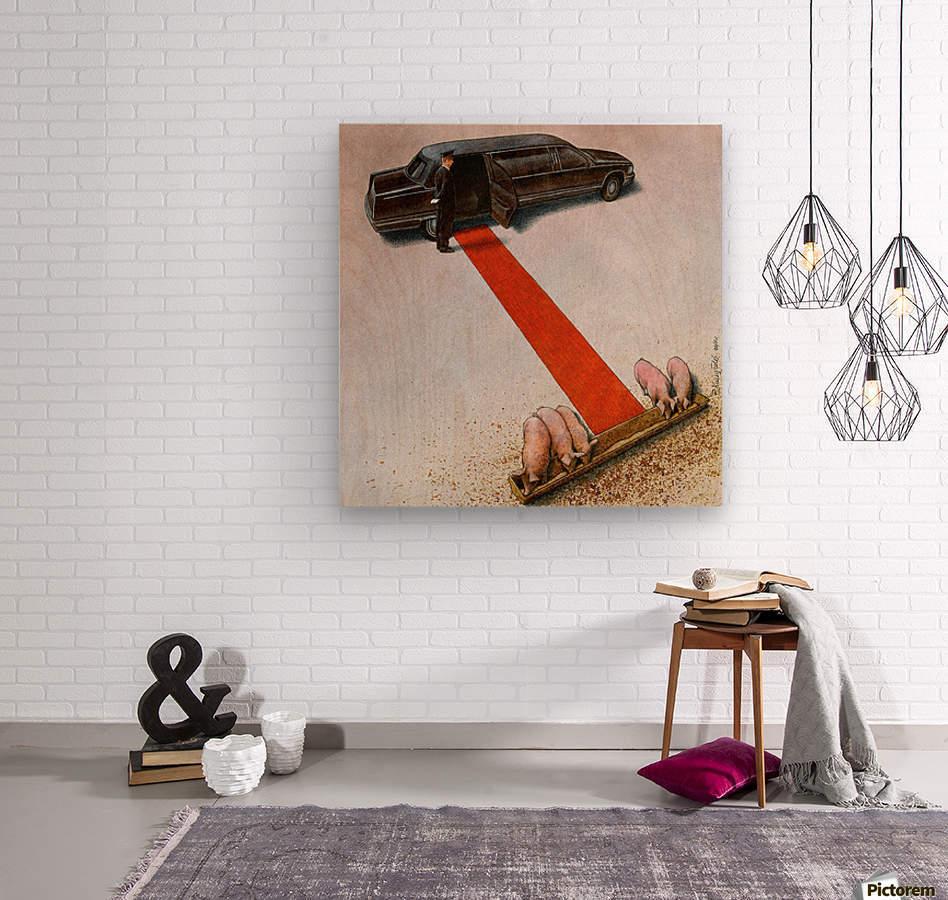 PawelKuczynski62  Wood print