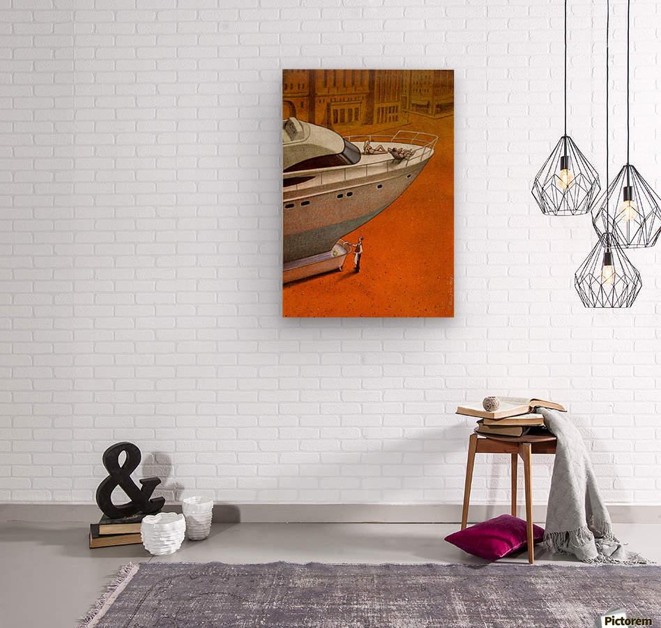 PawelKuczynski70  Wood print