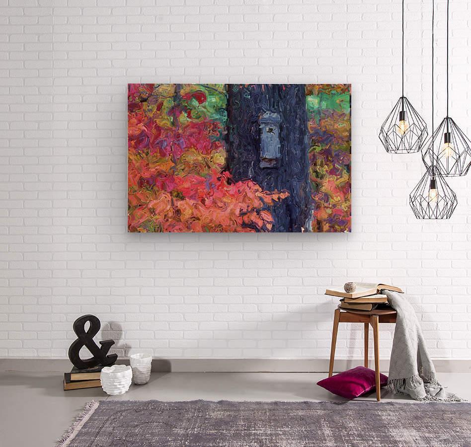 Art Photography  Wood print