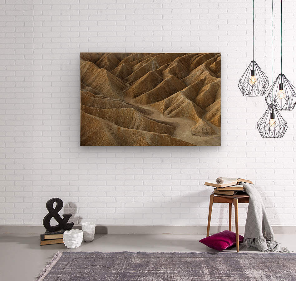 Essence of Time  Wood print