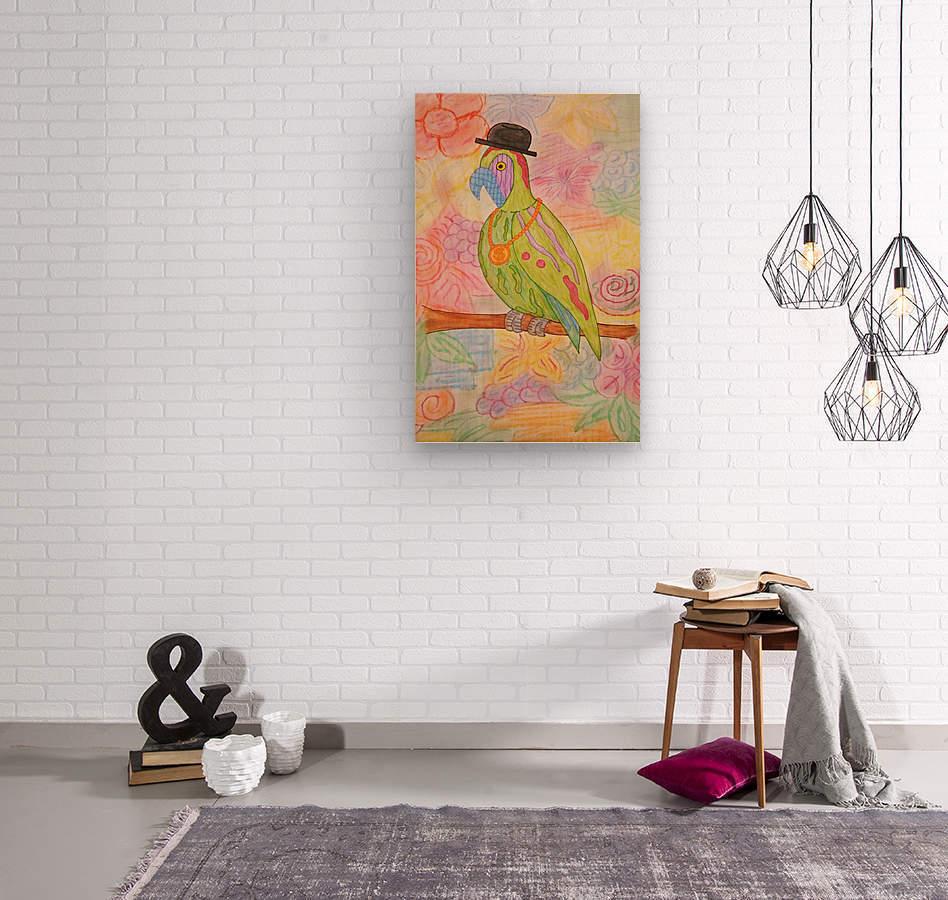 aviary image 1578372636866[1]  Wood print