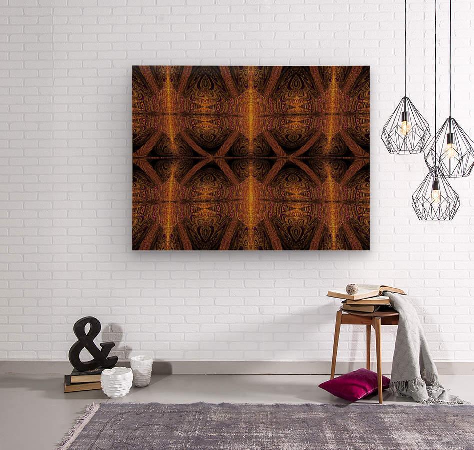 Spiritual Sunshine  28  Wood print
