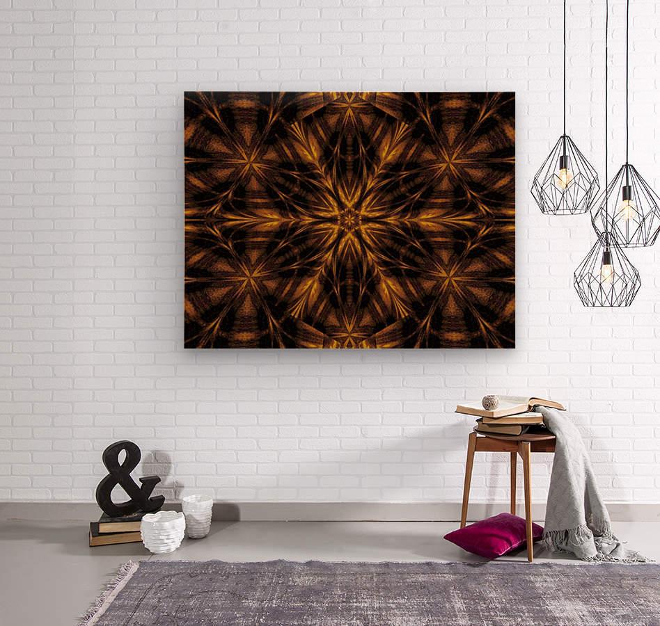 Spiritual Sunshine  33  Wood print