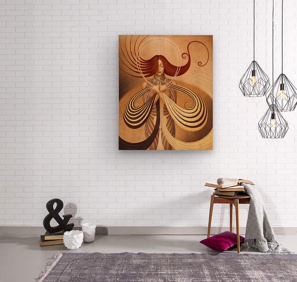 UNIVERSUM  Wood print