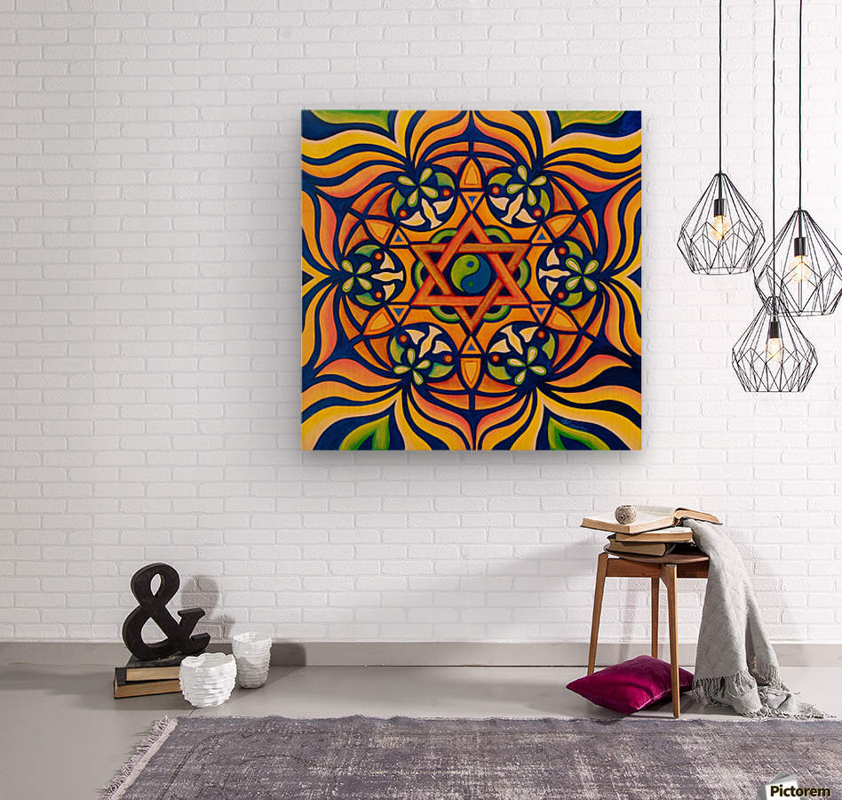 Nirvana  Wood print