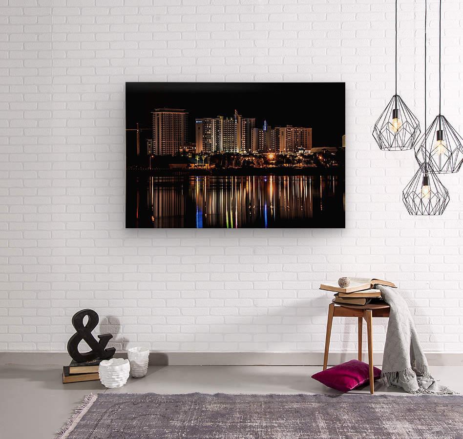 Costal Breezeways  Wood print