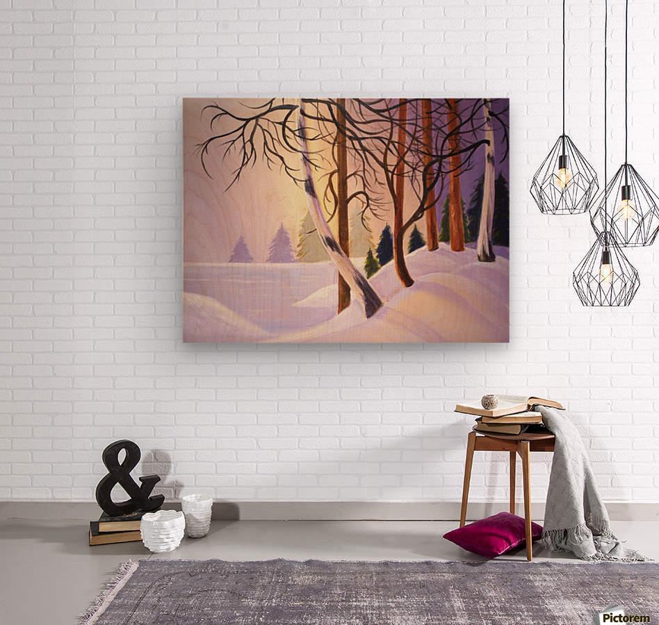 Tanglewood.1  Wood print