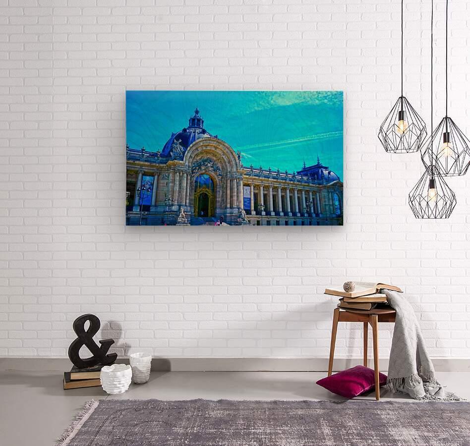 Immortal Paris 2 of 7  Wood print