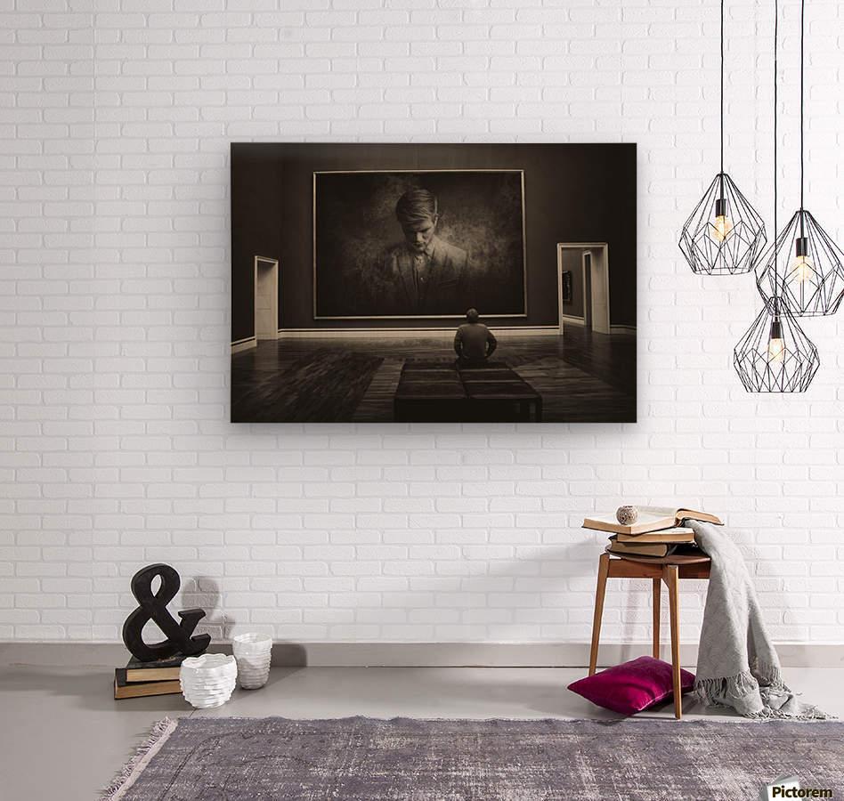Farina Tipo 00  Wood print