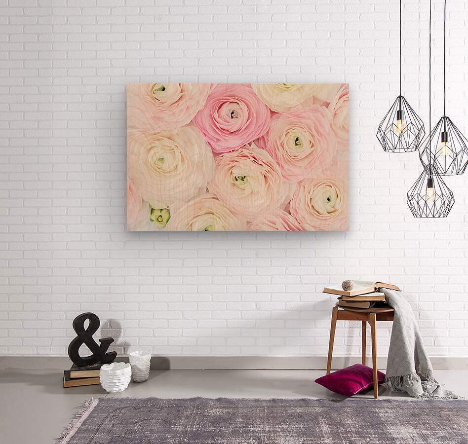 Daltana Spring Erill  Wood print