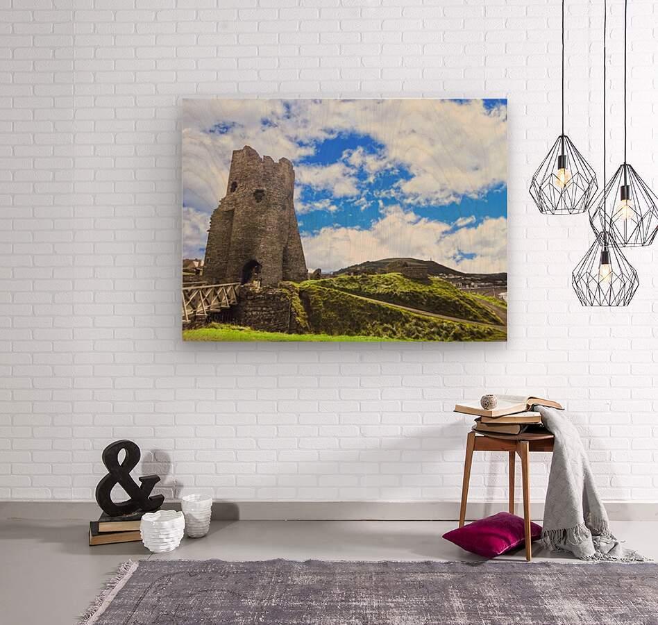 Wondrous Aberystwyth 3 of 5  Wood print