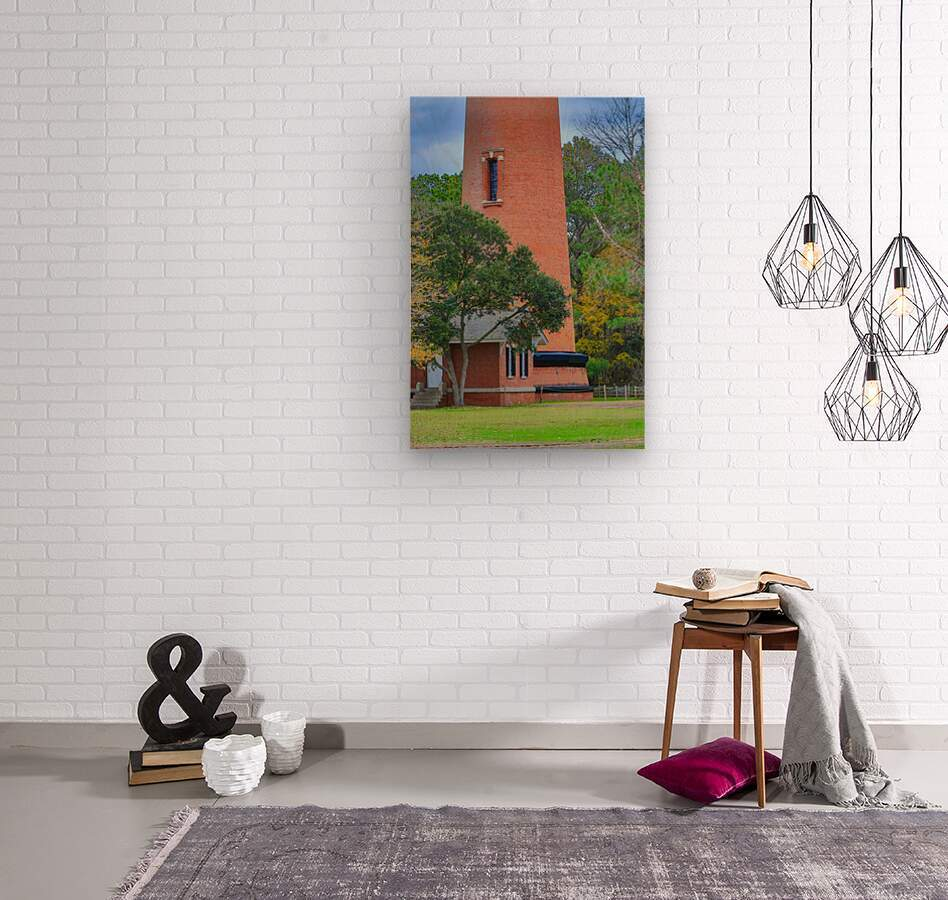 Lighthouse ap 2094  Wood print