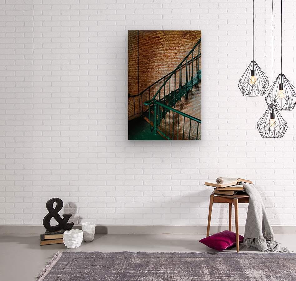 Interior Detail ap 2098  Wood print