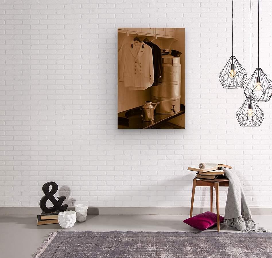 Still Life ap 2099  Wood print