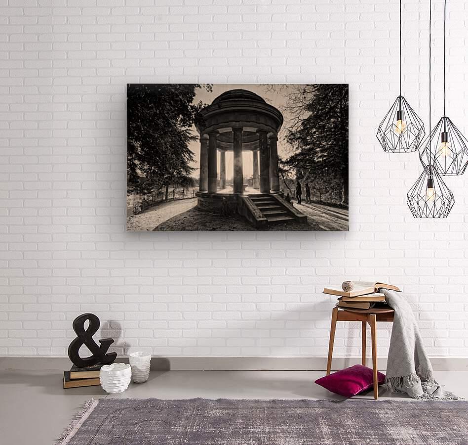 Temple of Love  Impression sur bois