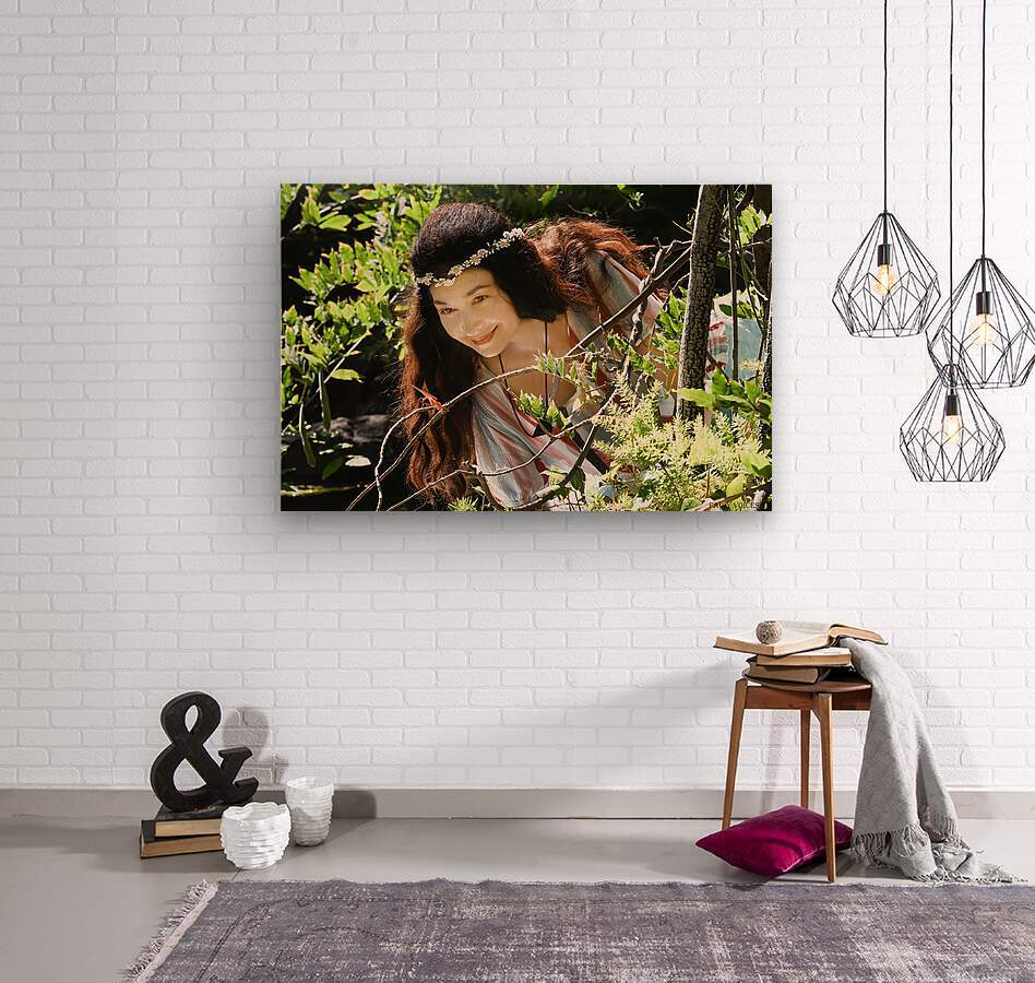EVOKED BY NATURE Collection 2-4  Wood print