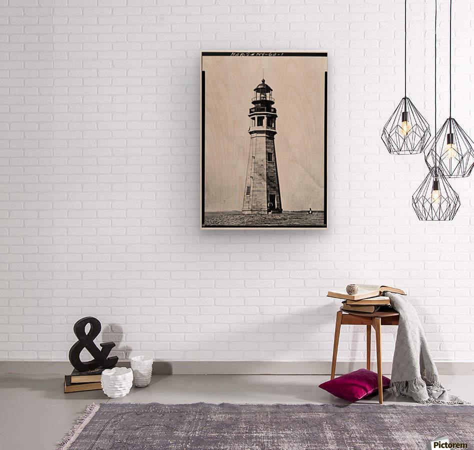Buffalo Lighthouse, New York  Wood print
