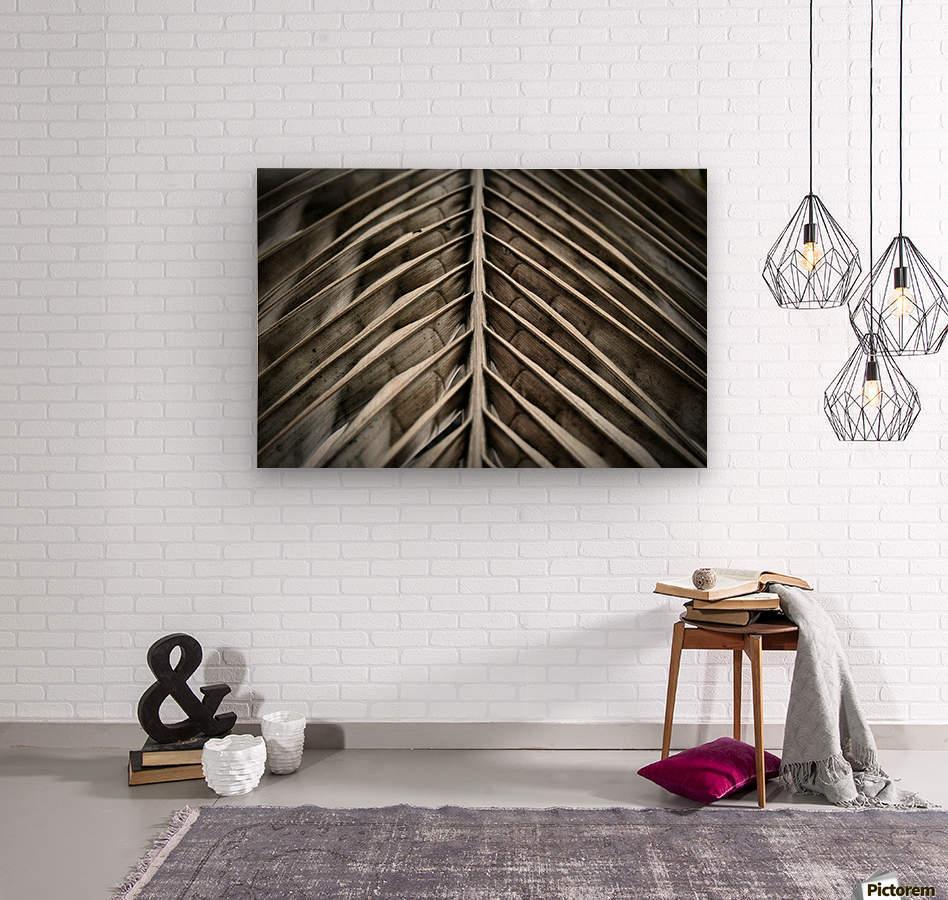Nature - 16  Wood print