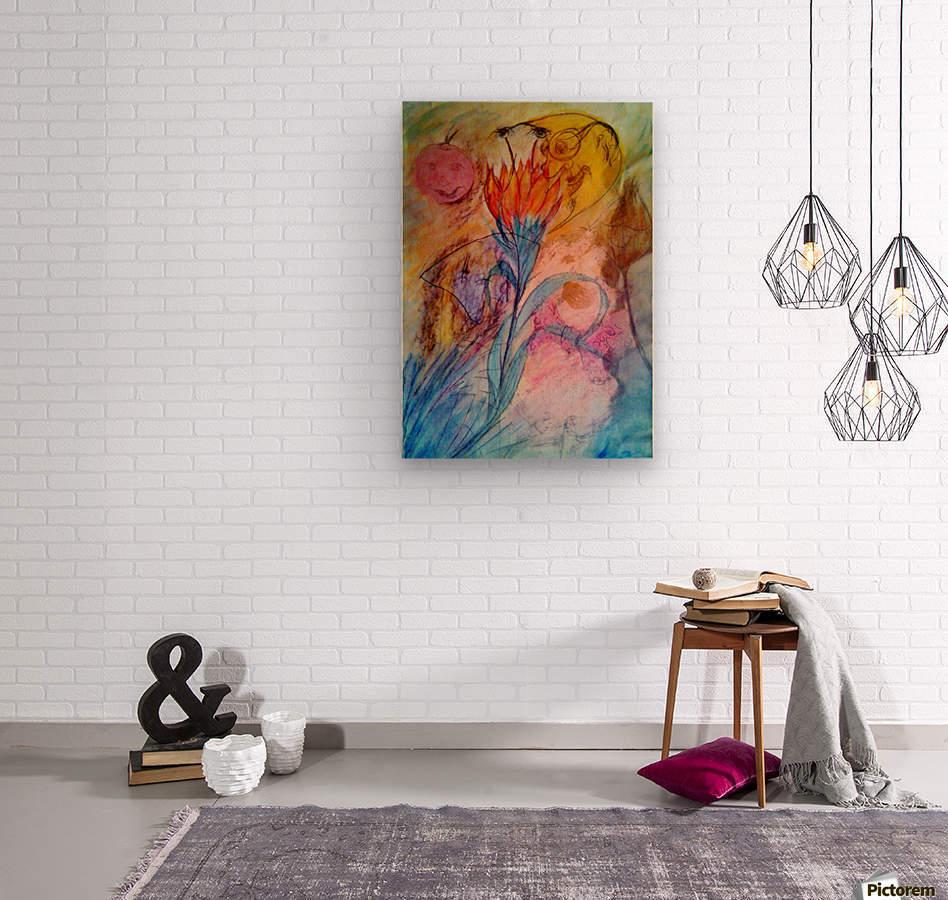 ByLittle   Wood print