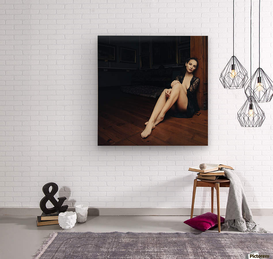 foot fetish victim - 1x Canvas