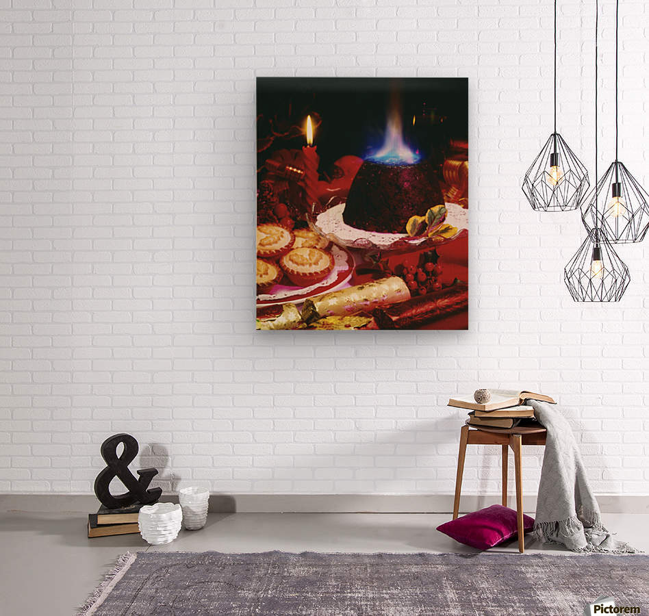 Traditional Christmas Dinner In Ireland; Ireland - PacificStock Canvas