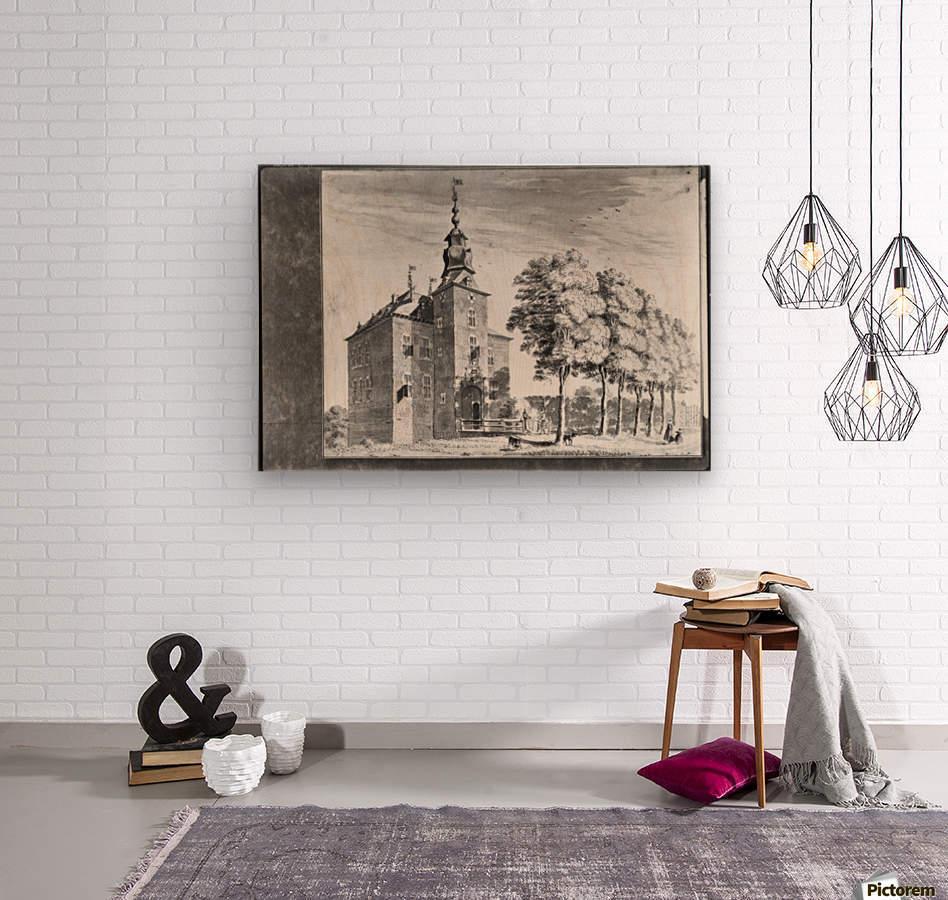 Vlodrop  Wood print