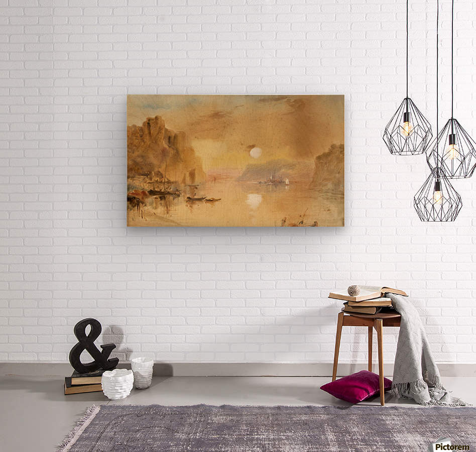 Nile River, Egypt  Wood print