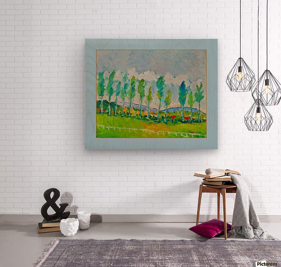 G111 (1)  Wood print