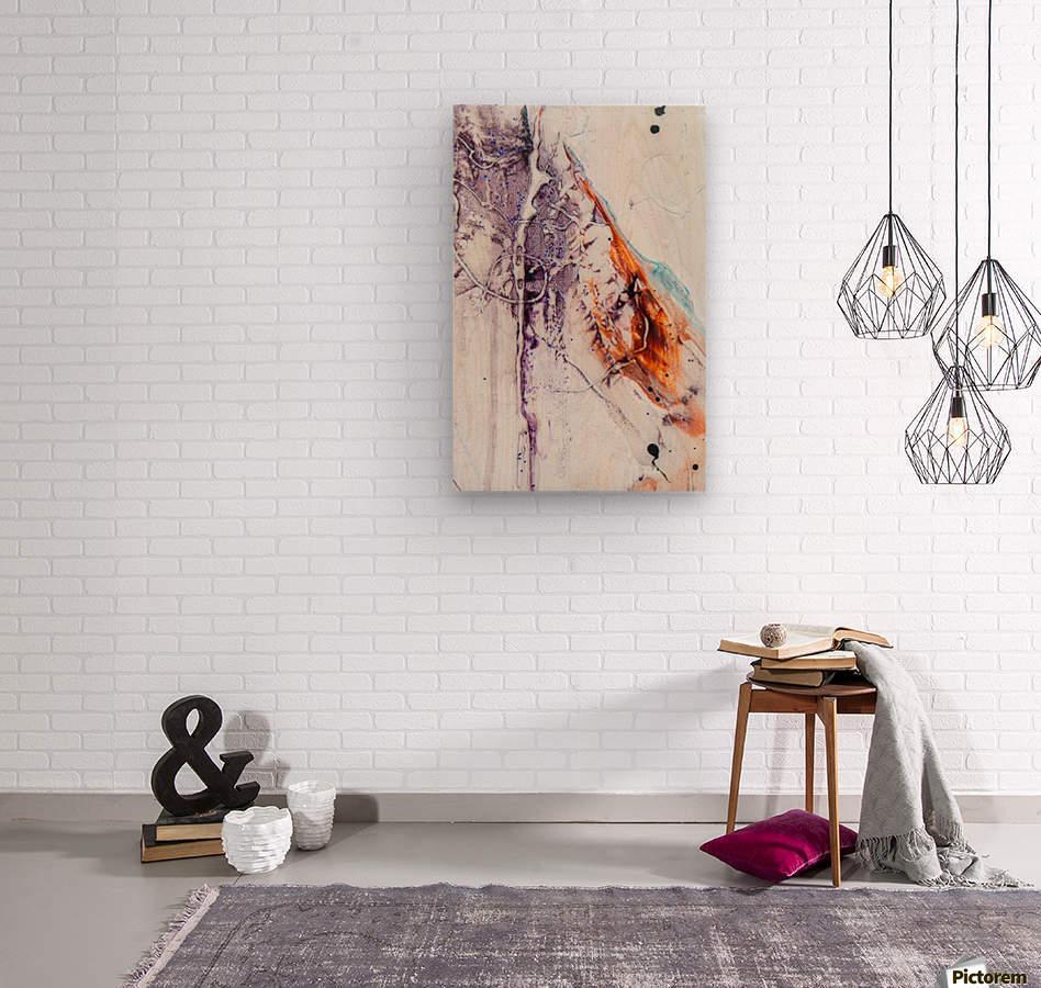 Sophia Cinq  Wood print