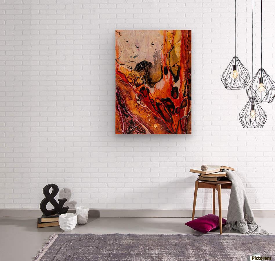 Sophia Un  Wood print