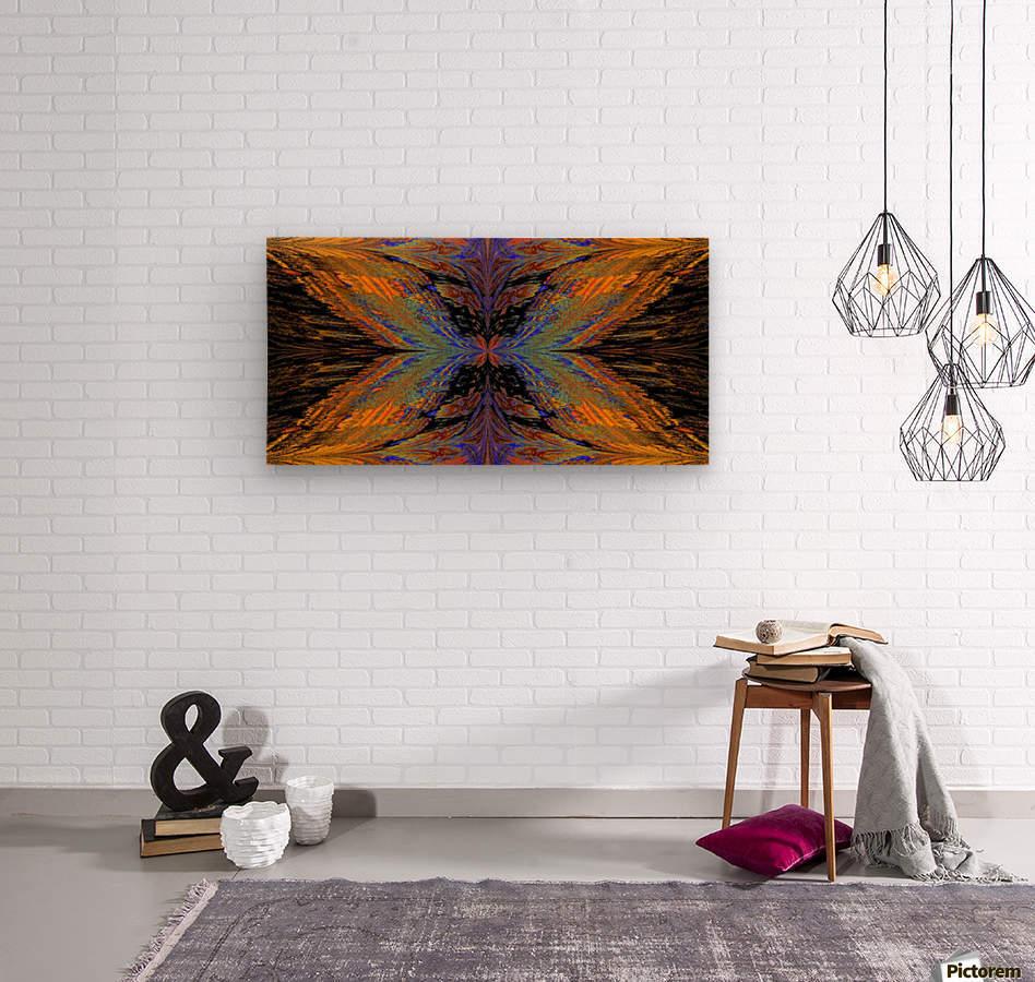 Butterflies For Anastacia 50  Wood print
