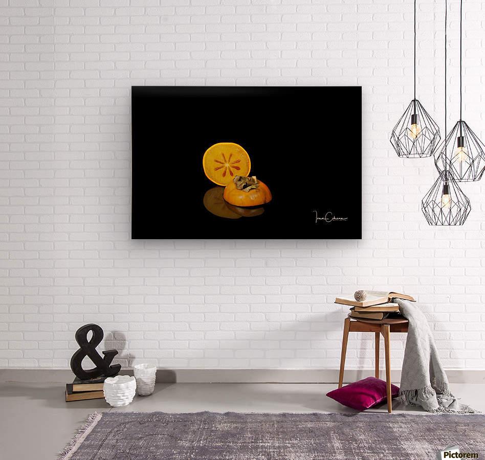Passion Fruit (Grenadilla)  Wood print