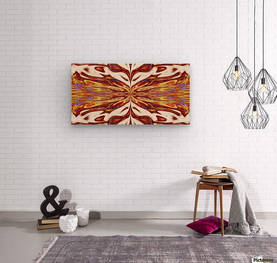 Queen of the Butterflies 29  Wood print