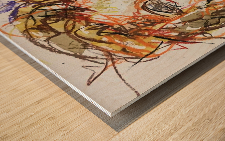 BElanna_32x41cm Wood print
