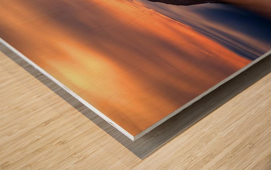 Storskiva Wood print