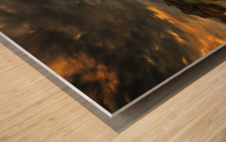 Pontusval... Wood print