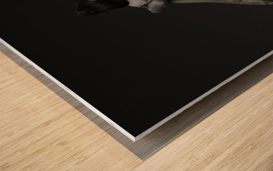 Just Wood print