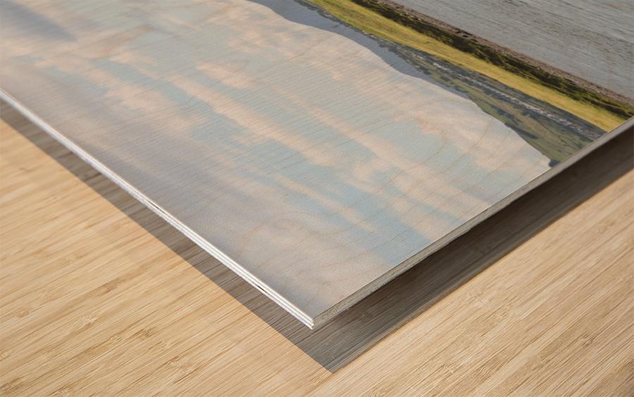 ROSSES POINT, SLIGO Wood print