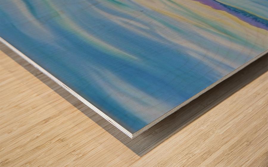 Nanoose Bay  Wood print