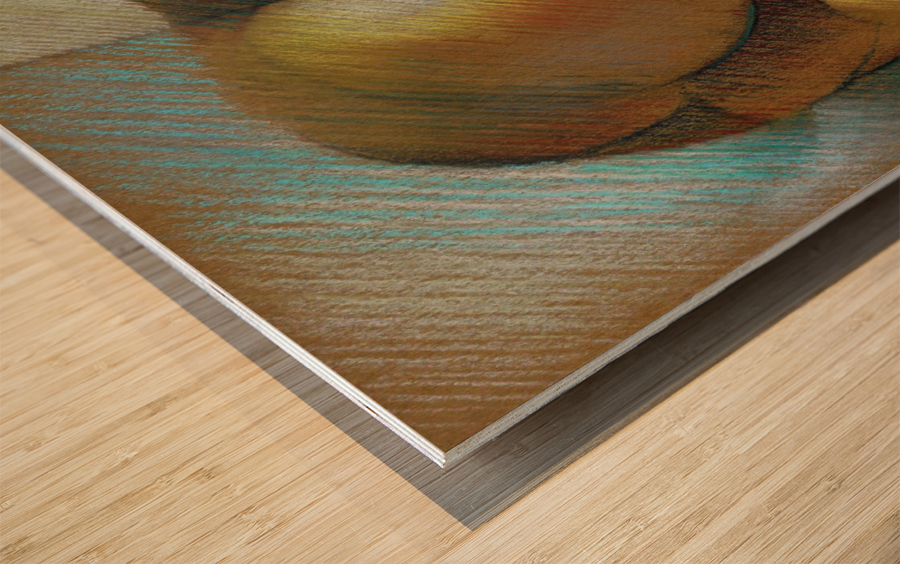 Roundism - 26-09-17 Wood print