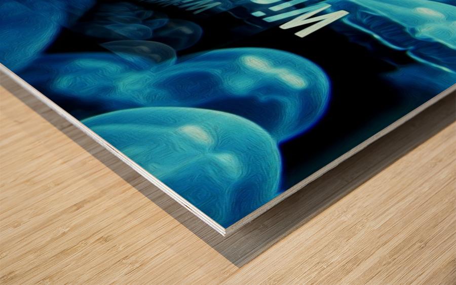 7 Wood print