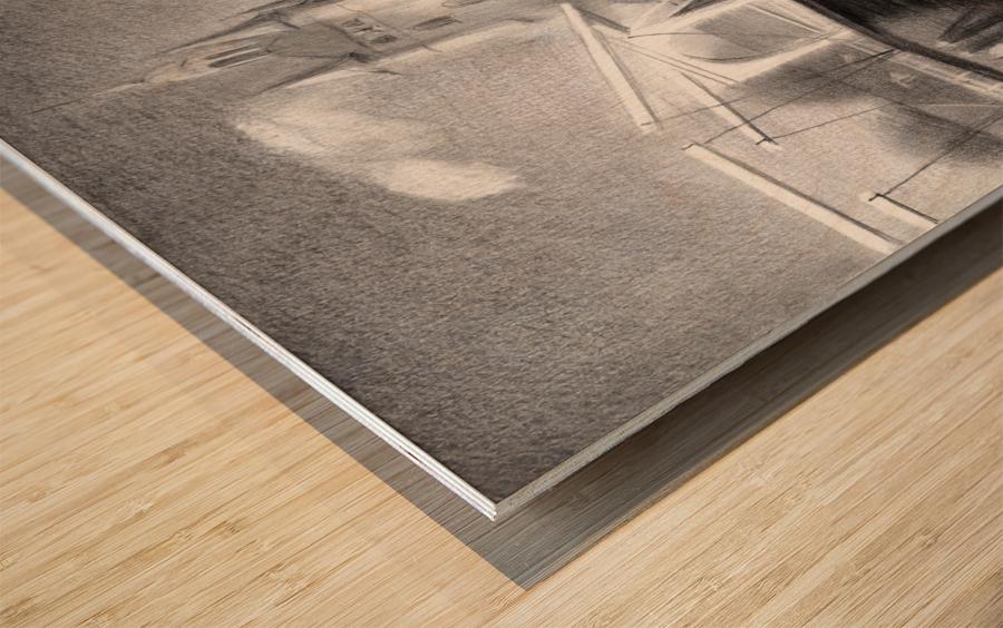 Zierikzee - 05-10-17 Wood print