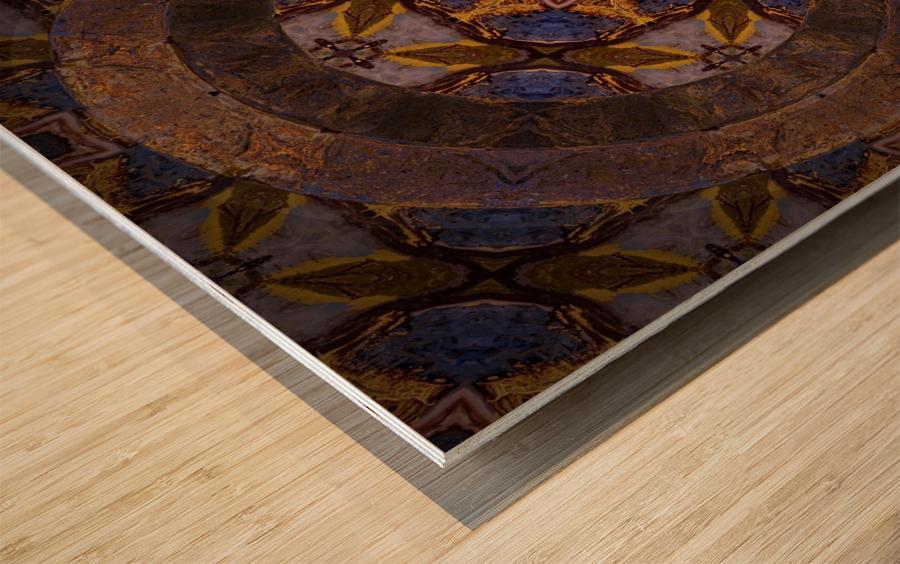 Dutch Portal Wood print