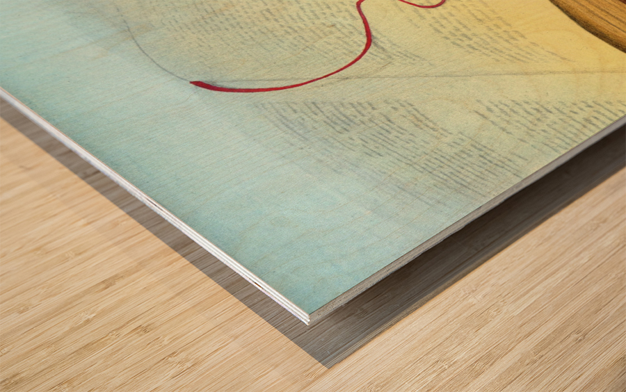 deeper Wood print