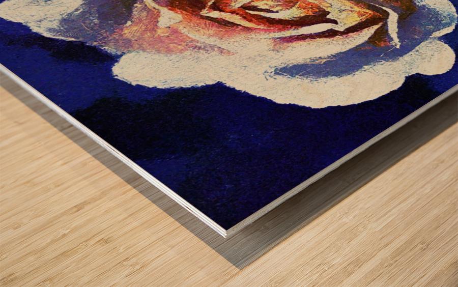 Your Love Wood print