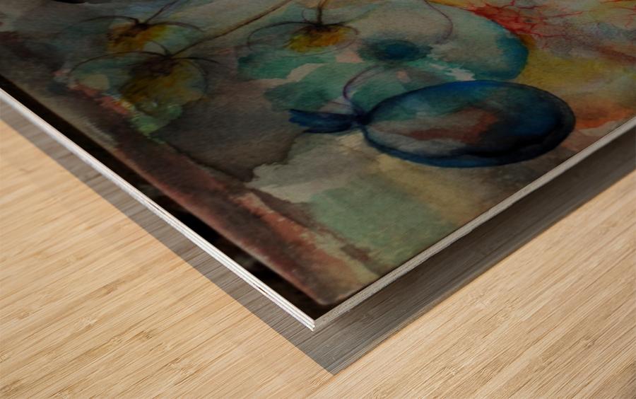 No title.. Wood print