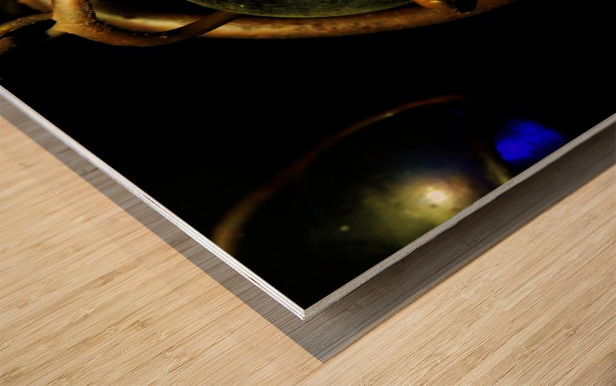 C (13) Wood print