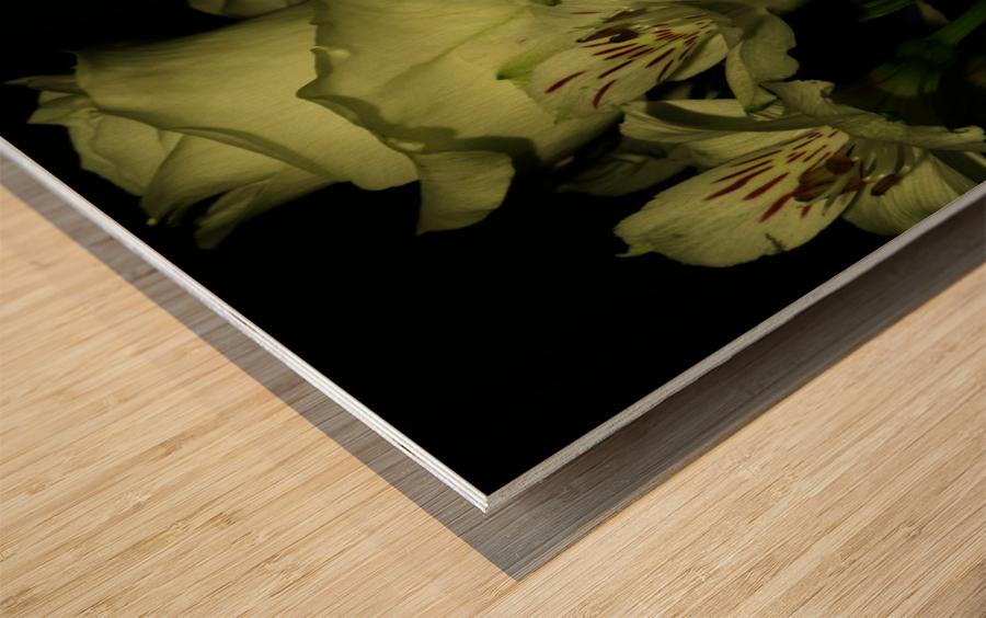 D (3) Wood print