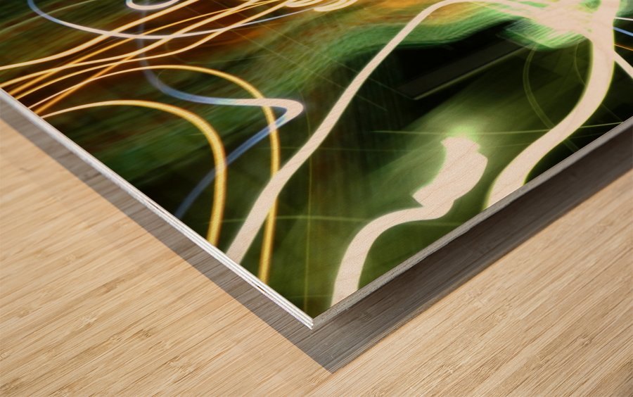 E (15) Wood print