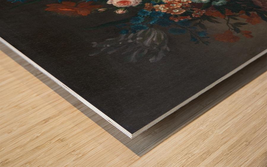 Blumenstillleben Wood print